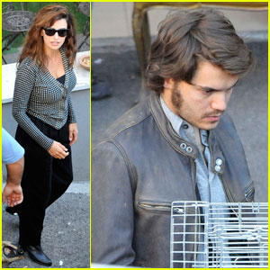 Penelope Cruz & Emile Hirsch: When In Rome