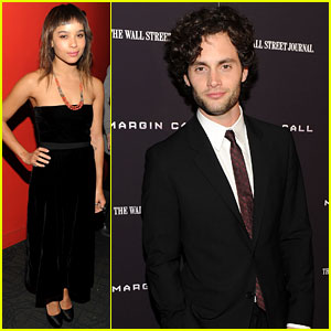 Penn Badgley: 'Margin Call' Premiere with Zoe Kravitz!