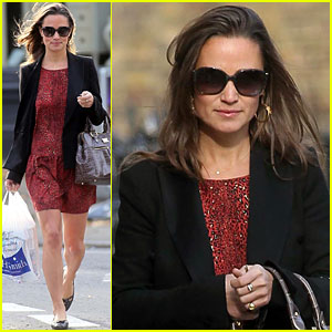 Pippa Middleton: Notting Hill Shopper!