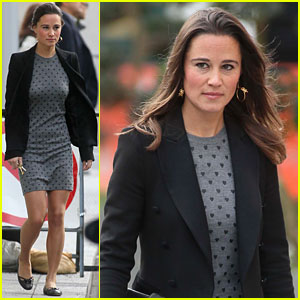 Pippa Middleton &#038; Kate Receive E! True Hollywood Story