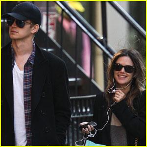 Rachel Bilson & Hayden Christensen: NYC Stroll