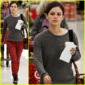 Rachel Bilson: Making People Laugh is My Favorite Thing!