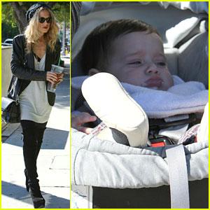 Rachel Zoe: Sunday Shopping with Baby Skyler!