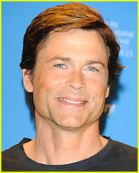 Rob Lowe Loves Election Cycles