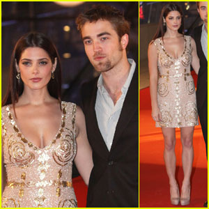 Robert Pattinson: 'Breaking Dawn' in Brussels!