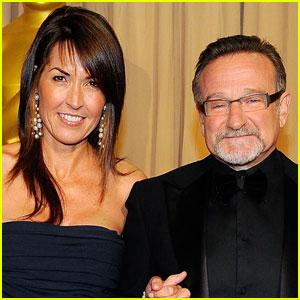 Robin Williams Marries Susan Schneider