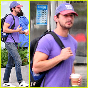 Shia LaBeouf: Sunday Stroll