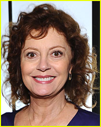 Susan Sarandon Makes Controversial Remarks about Pope Benedict