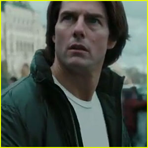 Tom Cruise: New 'Mission: Impossible - Ghost Protocol' Trailer!