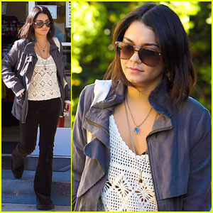 Vanessa Hudgens Loves 'Lord of the Rings'
