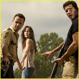 'The Walking Dead' Premiere: Highest Ratings Yet!