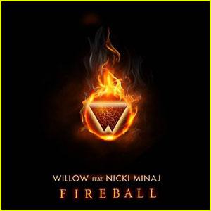 Willow Smith: 'Fireball' Featuring Nicki Minaj First Listen!