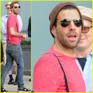 Zachary Quinto: I Felt It Was My Time to Come Out
