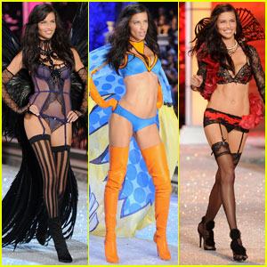 Adriana Lima - Victoria's Secret Fashion Show 2011