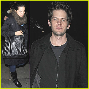 America Ferrera & Ryan Piers Williams: London Lovebirds