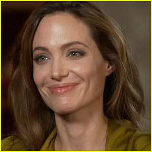 Angelina Jolie: Lucky To Be Alive!