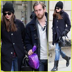 Anne Hathaway: Birthday in the Big Apple!