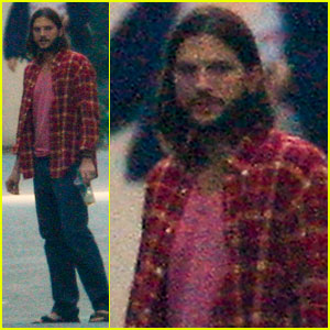 Ashton Kutcher: Back to Work After Announcing Split