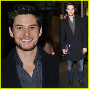 Ben Barnes: 'Matilda the Musical' Night!