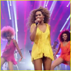 Beyonce: 'End of Time' Live at Roseland Video!