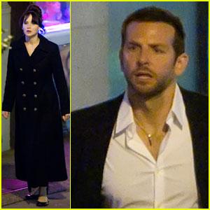 Bradley Cooper & Jennifer Lawrence: 'Silver' Set in Philly