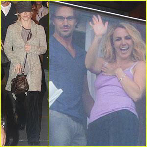 Britney Spears: Rio de Janeiro Arrival
