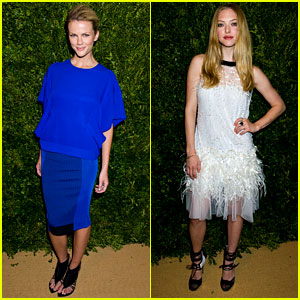 Brooklyn Decker & Amanda Seyfried: CFDA