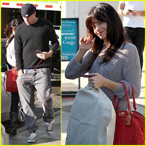 Channing Tatum: Urth to Jenna Dewan!