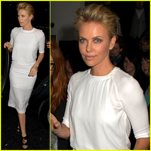 Charlize Theron: BAFTA's A Life In Pictures Honoree!