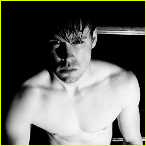 Chord Overstreet: Shirtless for Tyler Shields!