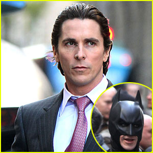 Christian Bale: Done Playing Batman?