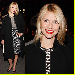Claire Danes: An Evening with Patti Lupone & Mandy Patinkin!