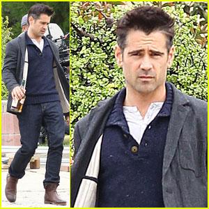Colin Farrell: 'Seven Psychopaths' Set in L.A.