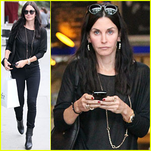 Courteney Cox: No Reconciliation With David Arquette