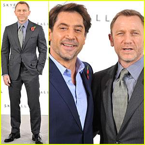 'Skyfall': Daniel Craig's New Bond Film!