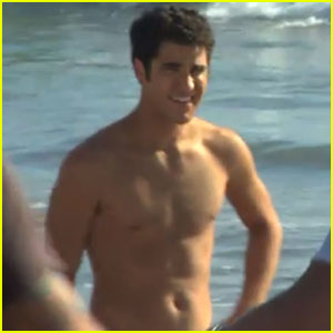 Darren Criss: 'People' Sexiest Man Alive Shirtless Photo Shoot!