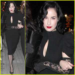 Dita Von Teese: The Cure Live!