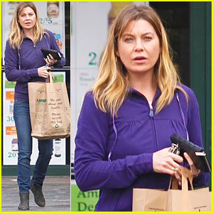 Ellen Pompeo: Birthday Celebration This Week!
