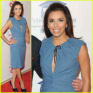 Eva Longoria: Fulfillment Fund's Stars Gala!