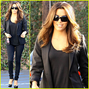 Eva Longoria: Nominated for a People's Choice Award!