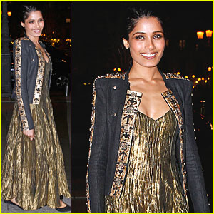 Freida Pinto: L'Oreal Paris Anniversary Celebration!