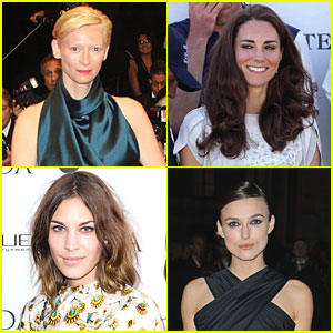 Duchess Kate Tops Harper's Bazaar UK's Best Dressed List