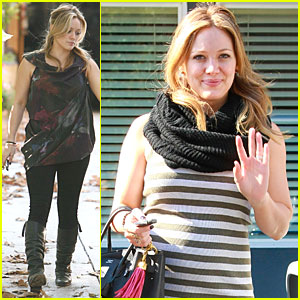 Hilary Duff: Movin' On Up!
