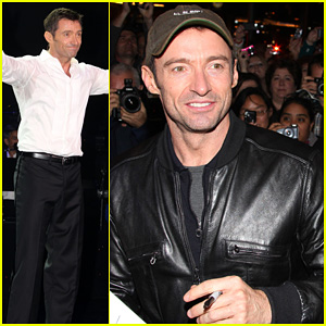 Hugh Jackman: 'Back On Broadway' Opening Night!