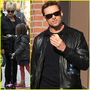 Hugh Jackman & Deborra-Lee Furness: Day Out with Ava!
