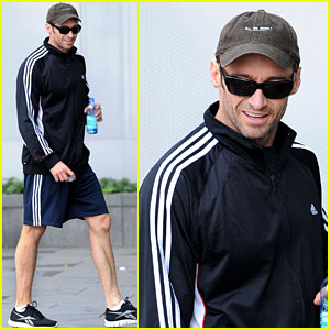 Hugh Jackman: Break