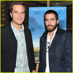 Jake Gyllenhaal: 'Take Shelter' Screening with Michael Shannon!