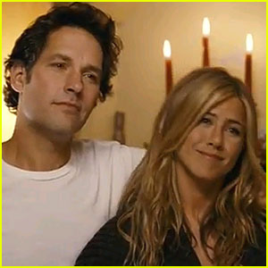Jennifer Aniston: 'Wanderlust' Trailer!
