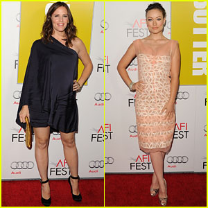 Jennifer Garner Screens 'Butter' in Hollywood!