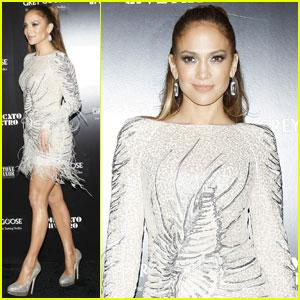 Jennifer Lopez: Fiat Event at Greystone Manor!